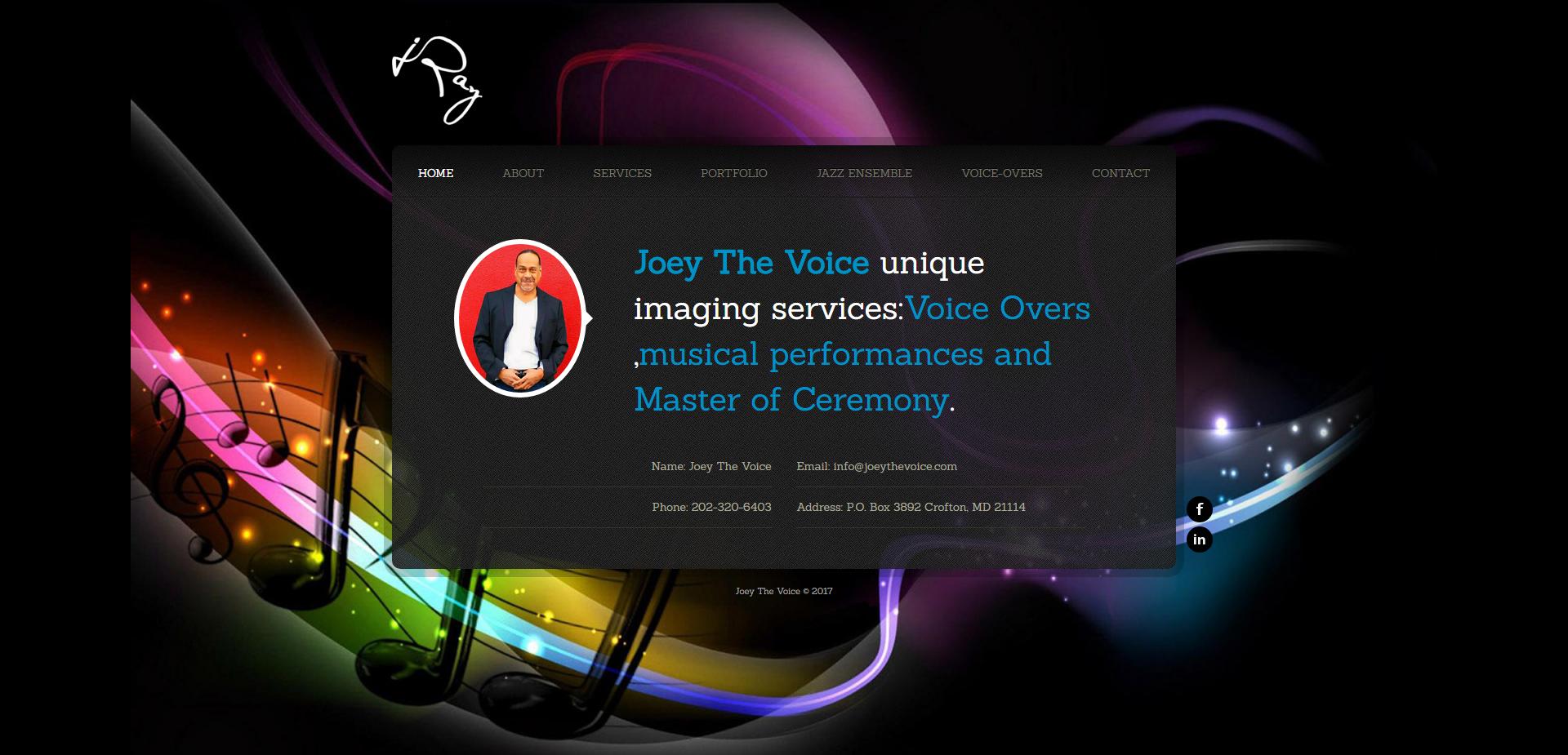 Joey The Voice